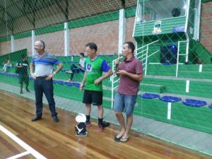 Final da Copa Reinauguração dos Funcionários da Prefeitura