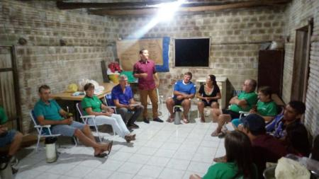 Reunião na Localidade do Rincão define prioriodades