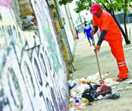 Prefeitura reabre licitação para a limpeza urbana