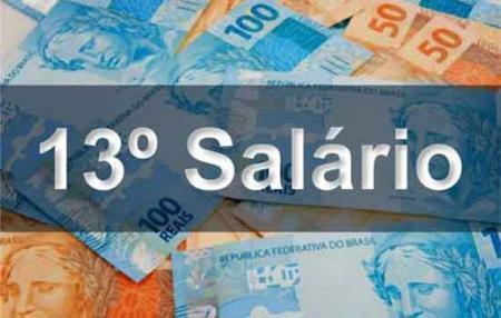 Prefeitura paga 13º salário aos servidores