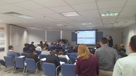Secretaria de Planejamento participa de treinamento na Caixa