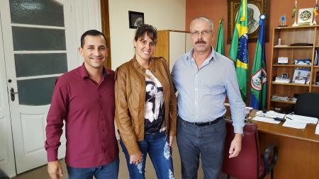 Município recebe nova médica cubana