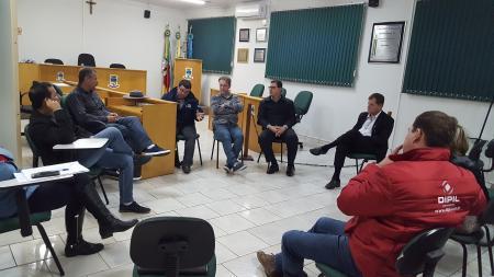 Governo Municipal tem reunião com empresários locais