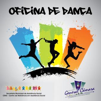 Oficina de Dança do CRAS se apresenta no CTG