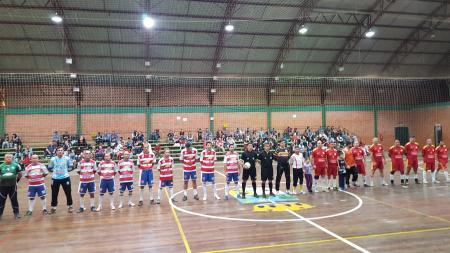 Regional de Futsal Veterano tem seu campeão
