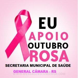 Outubro rosa será marcado por diversas atividades