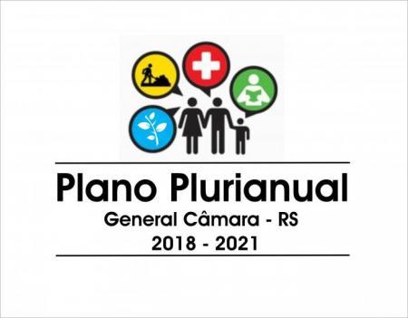 PPA 2018/2021 é sancionado pelo Prefeito