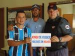 Poder público se junta à campanha do CRAS/Assistência
