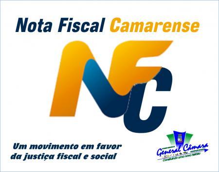 Governo Municipal lança Nota Fiscal Camarense