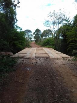 Manutenção de ponte