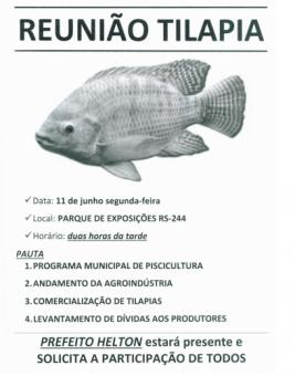 Programa Municipal de Piscicultura