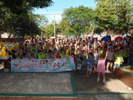 O 3° Festival da Criança foi um sucesso