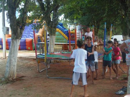 "Comunidade de Santo Amaro recebe a oitava parada da ""Festa de Natal"