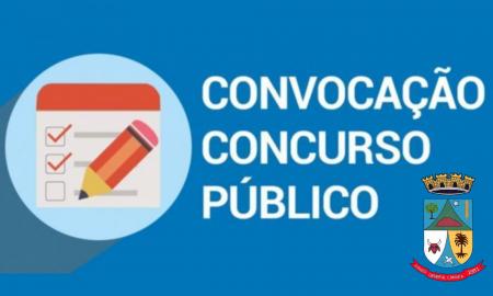18ª Convocação do Concurso Público Municipal