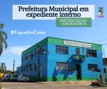 Prefeitura Municipal em Expediente Interno