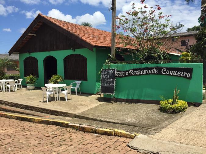 Pousada e Restaurante O Coqueiro