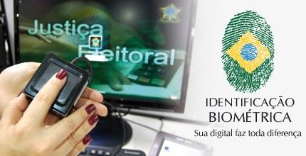 Logotipo do projeto: Recadastramento biométrico em General Câmara