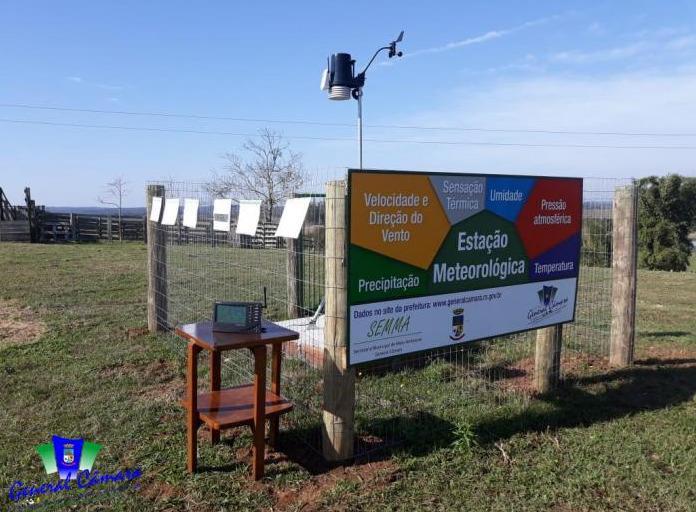 EMA Estação Meteorológica Automática - GC